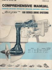 Stern Power 100 Drive Systems Series Manual